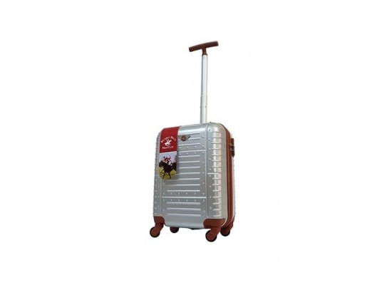 US Polo Amor Hard Luggage 57CM (1GR0105773S-020) - Silver