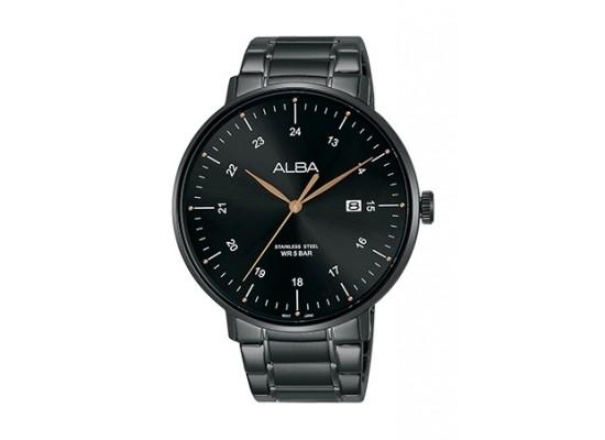 Alba 44mm Quartz Analog Gent's Metal Watch - AS9F93X1