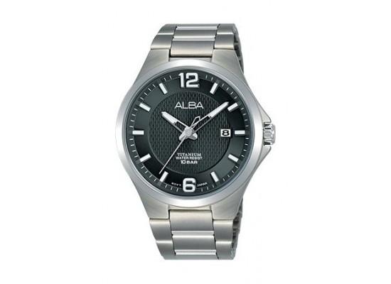 Alba Quartz 41mm Analog Gent's Metal Watch - AS9G25X1