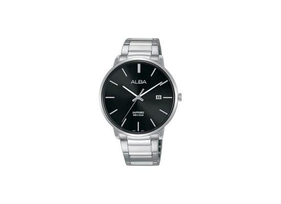 Alba 40mm Analog Gents Metal Watch (AS9G63X1) - Silver