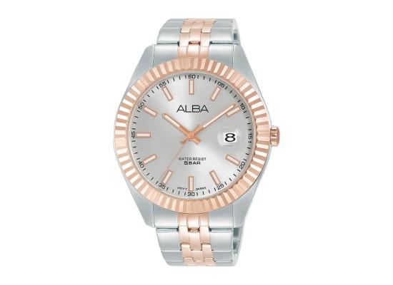 Alba 42mm Analog Gents Metal Casual Watch -  (AS9J94X1)