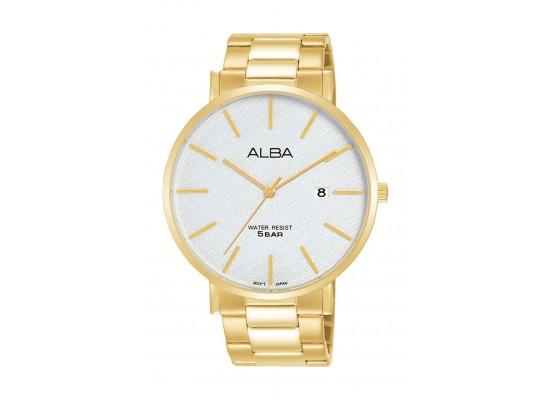 Alba 42mm Gent's Analog Casual Metal Watch - (AS9K08X1)