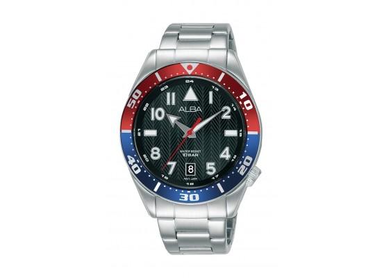 Alba 40mm Gent's Analog Sports Metal Watch - (AS9K39X1)