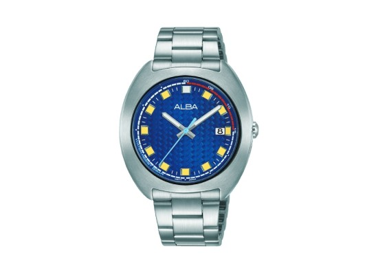 ALBA Quartz Analog Casual 40mm Unisex Watch - AS9K83X1