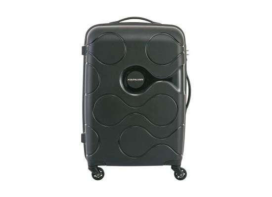 Kamiliant Mapuna Spinner Hard Luggage - Asphalt Black (67CM)
