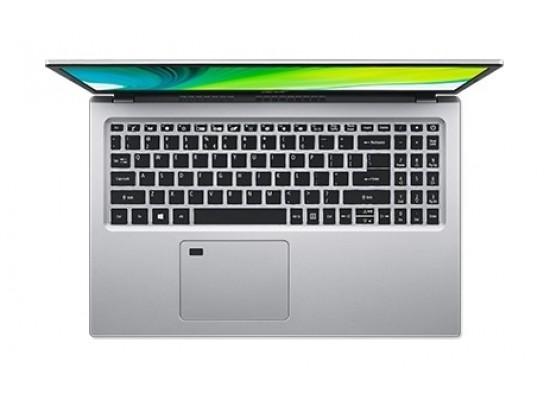 "Acer Aspire 5 Intel Core i7 11th Gen. 8GB RAM 1TB HDD + 256GB SSD 15.6"" Laptop - Silver"