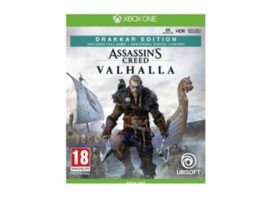 Assassin's Creed Valhallad Drakkar Edition Xbox One Game in Kuwait   Buy Online – Xcite