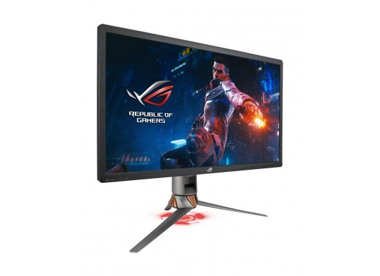 Asus PG27UQ ROG Swift 27-inch 144hz G-Sync Gaming Monitor - Black