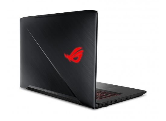 ASUS ROG Strix Scar Edition GeForce GTX 1060 6GB Core i7 24GB RAM 1TB HDD +  512 SSD 17 3 inch Gaming Laptop (GL703VM) - Black