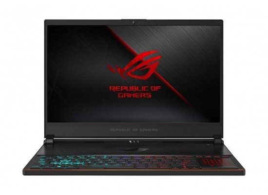 ASUS ROG Zephyrus S GeForce 6GB Core i7 25GB RAM 512GB 15 inch Gaming Laptop