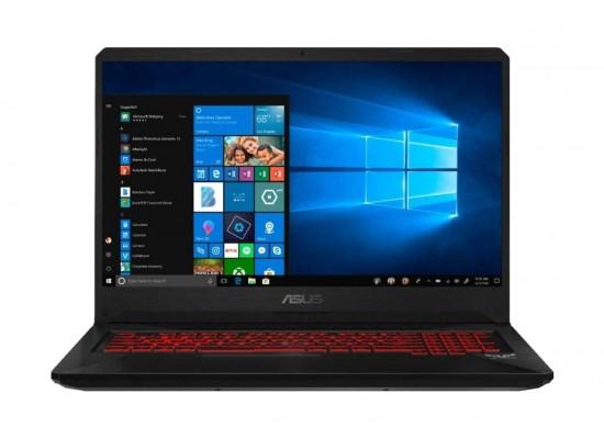 Asus TUF GTX 1060 6GB Core i7 16GB RAM 1TB HDD + 256 SSD 15 6 inch Gaming  Laptop (FX505GM-ES085T) - Black