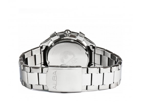 Alba 42mm Chronograph Gents Metal Casual Watch (AT3G80X1)