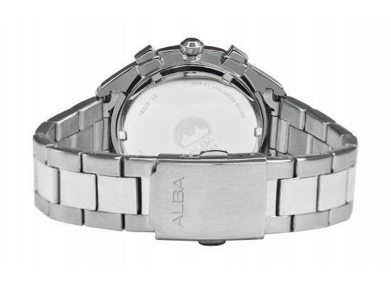 Alba 38mm Women's Chrono Watch (AT3G90X1)
