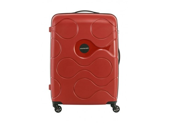 Kamiliant Mapuna Spinner Luggage 55 CM (AM6X60001)  - Autumn Red