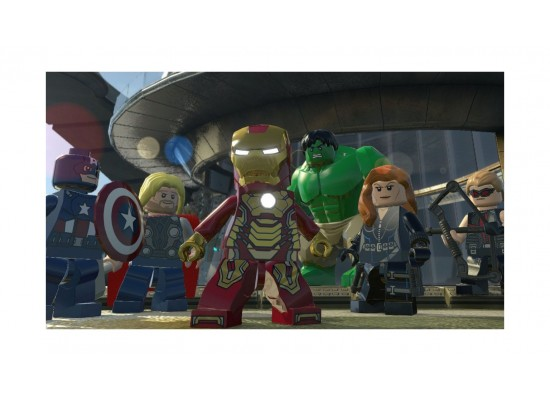 Lego Marvel's Avengers (Arabic) – Playstation 4 Game