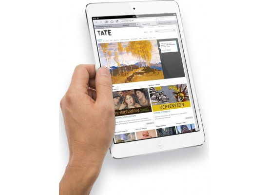 Apple iPad Mini 64GB Wi-Fi 7 9-inch - White/Silver | Xcite