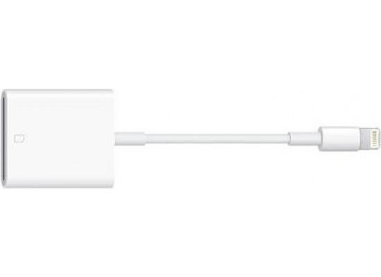 Apple MD822ZM/A Lightning To SD Card Camera Reader - White