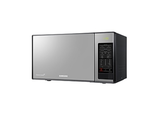 Samsung 40 Liters 1000W Microwave Oven (MS405MADXBB) - Black (Back color)