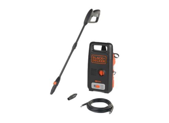 Black + Decker 1300W Pressure Washer (BXPW1300E-B5) Price in Kuwait | Buy Online – Xcite