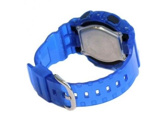 Casio Baby-G Analog-Digital Black Dial Women's Watch (BA-110CR-2ADR)