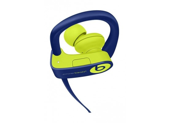 Beats PowerBeats3 Wireless Earphones Pop Collection - Pop Indigo 1