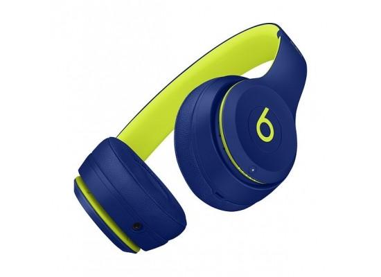 Beats Solo3 Wireless On-Ear Headphones Pop Collection – Pop Indigo