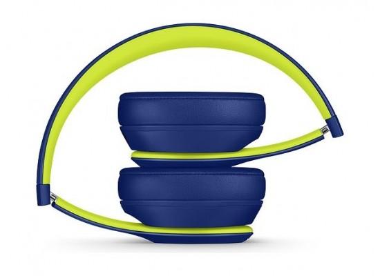 Beats Solo3 Wireless On-Ear Headphones Pop Collection – Pop Indigo 2