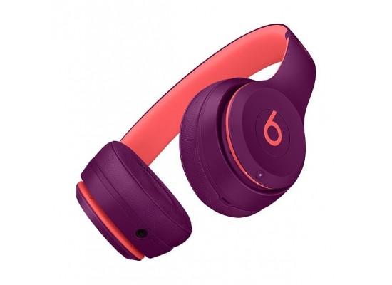 Beats Solo3 Wireless On-Ear Headphones Pop Collection – Pop Magenta