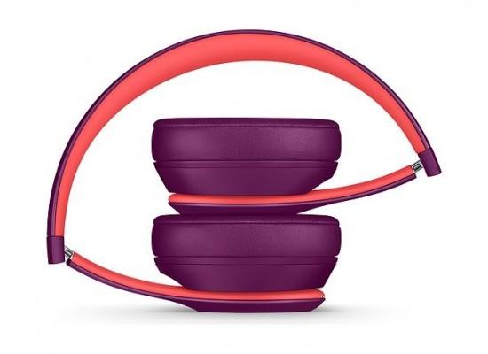 Beats Solo3 Wireless On-Ear Headphones Pop Collection – Pop Magenta 1