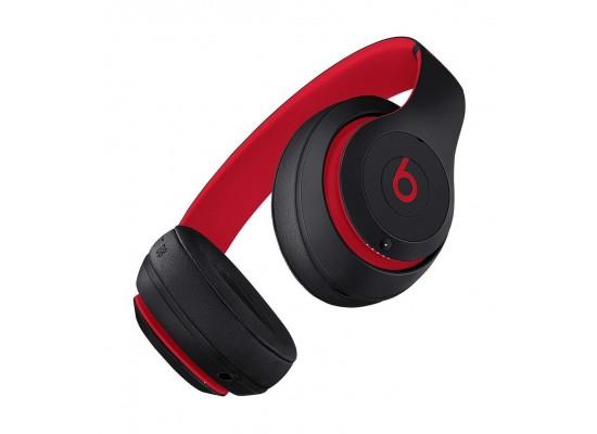 Beats Studio3 Decade Collection Headphones - Defiant Black/Red 3