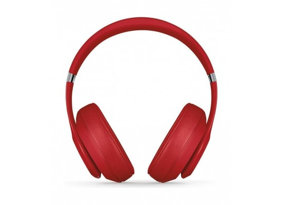 Beats Studio3 Wireless Bluetooth Headphones - Red