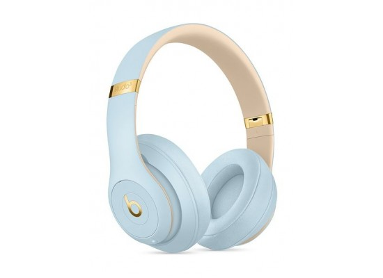 Beats Studio 3 Skyline Collection Wireless Headphone - Crystal Blue 2