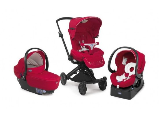 Chicco I Move Top Fire Baby Stroller