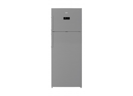 Beko 17.8 CFt Top Mount Refrigerator - (RDNE550K21ZPX)