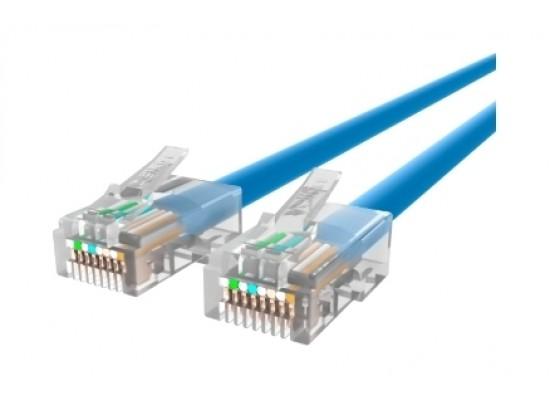 Belkin 2Meter CAT6 RJ45 Ethernet Patch Cable  (A3L981BT02MBLHS) - Blue