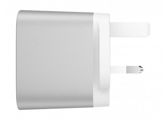 Belkin Boost Charge 2-Port Home Charger - F7U049MYSLV