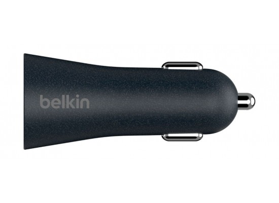 Belkin Boost Charge USB-C Car Charger - Black 2