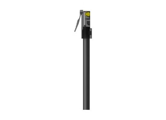 Belkin CAT6 Ethernet Patch Cable, RJ45, 15M - A3L981BT15MBKHS