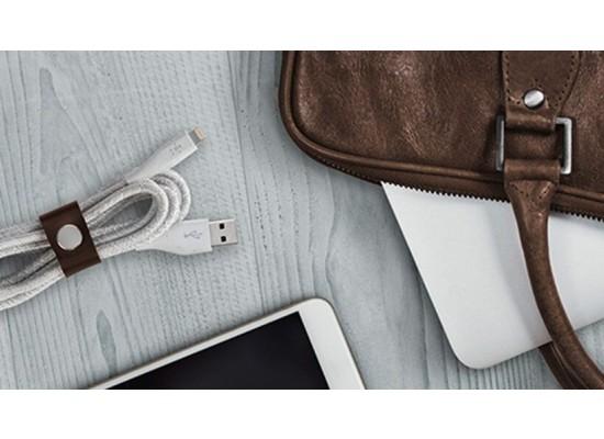 Belkin DuraTek Plus Lightning to USB-A Cable (F8J236bt04) - White