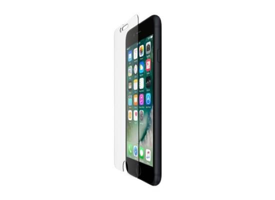 Belkin ScreenForce InvisiGlass Slim Screen Protector for iPhone SE 20 - Clear