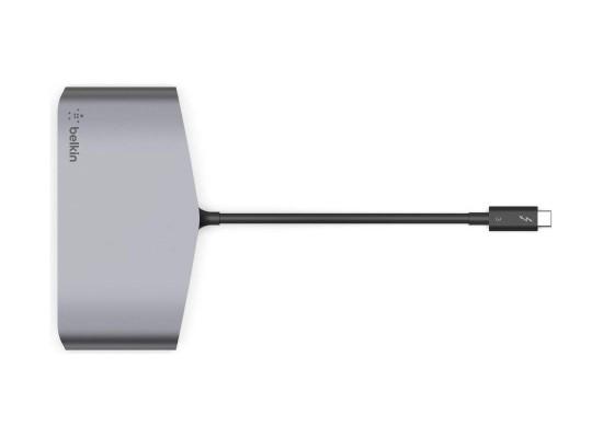 Belkin Thunderbolt 3 Adapter and Power Inverter - Black