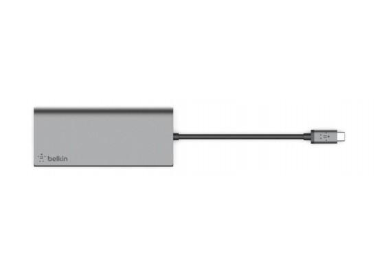 Belkin USB-C 5-in-1 Multimedia Hub