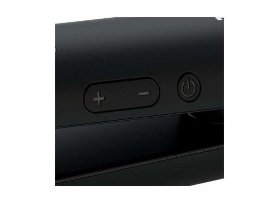 Philips StraightCare Vivid Ends Ceramic Keratin Straightener (BHS676/03) – Black