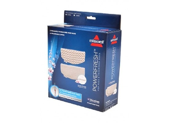 Bissell 1016E PowerFresh Cleaning Pads And Fragrance Discs