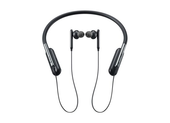 Samsung U Flex Bluetooth Wireless Earphone - Black