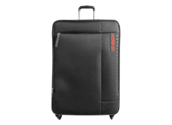 American Tourister Art Marina  81 CM Soft Luggage - Black
