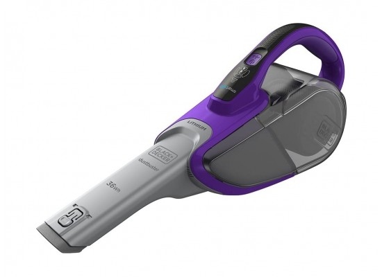 Black + Decker 2-in-1 Li-Ion Smart Tech Stick Vacuum Cleaner - (SVJ520BFSP-GB)