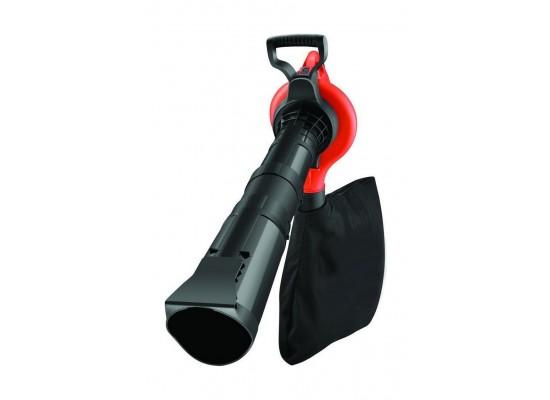 Black+Decker 3000W 50L Leaf Blower and Vacuum - (GW3030-B5)