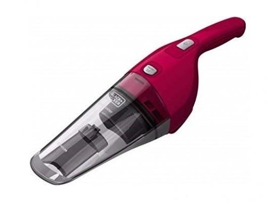 Black + Decker 370ml 3.6V Handheld Vacuum Cleaner (NVB215WN) - Magenta