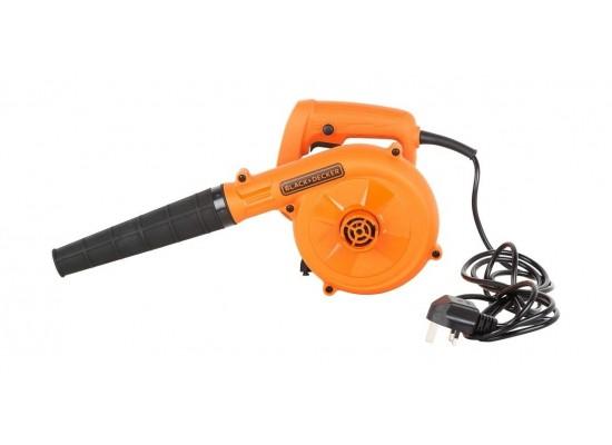 Black + Decker 530W Single Speed Air Blower (BDB530-B5) - Orange